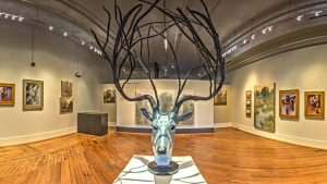 Macon Arts Gallery Modern Classic Exhibit