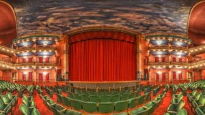 The Grand Opera House in Macon, GA