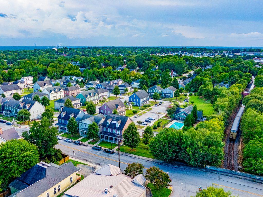 Beall's Hill Neighborhood