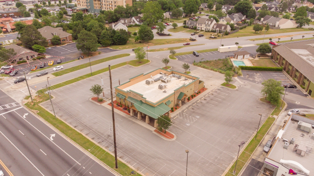 Aerial Video Footage And High Dynamic Range Hdr Images Were Captured In Warner Robins