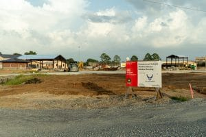 RAFB Visitor Access Control Facility Construction